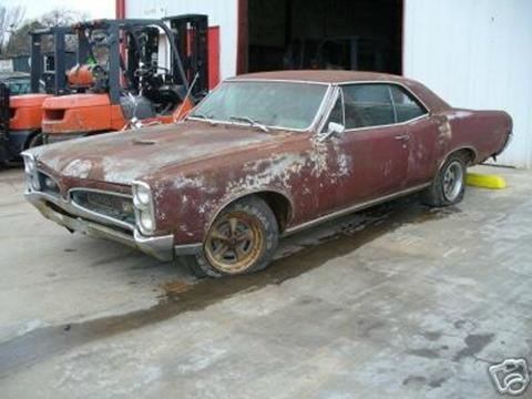 Pontiac GTO For Sale in Houston TX  Carsforsalecom