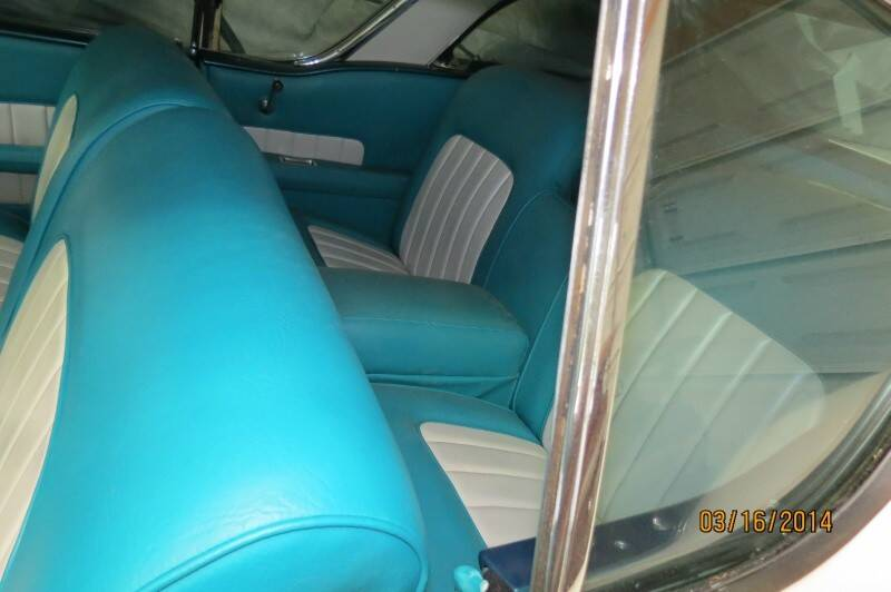 1958 Chevrolet Impala bubble top 348 v8 - Houston TX