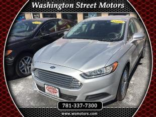 2014 Ford Fusion for sale in Weymouth, MA