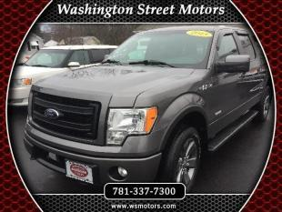 2013 Ford F-150 for sale in Weymouth, MA