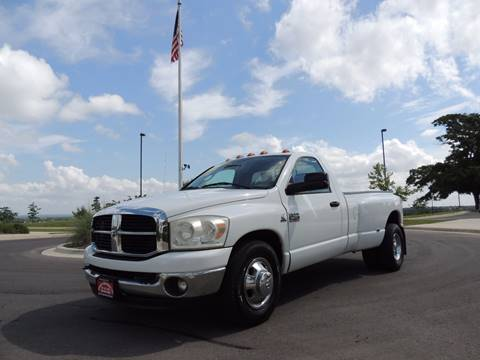 2008 Dodge Ram Pickup 3500 for sale in New Braunfels, TX