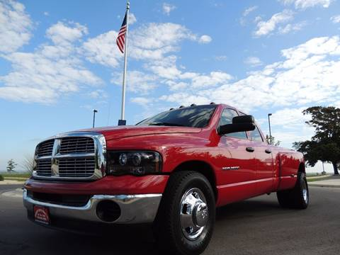 2003 Dodge Ram Pickup 3500 for sale in New Braunfels, TX