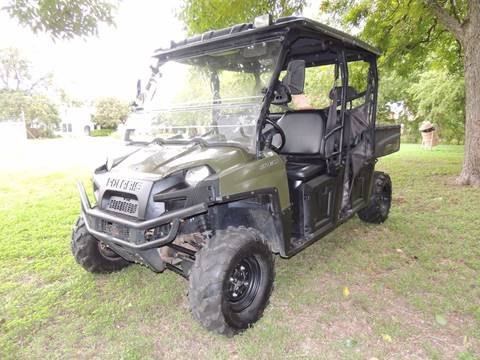 2011 Polaris Ranger 800 for sale in New Braunfels, TX
