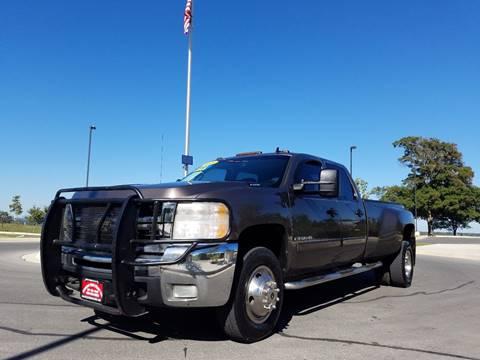 2008 Chevrolet Silverado 3500HD for sale in New Braunfels, TX