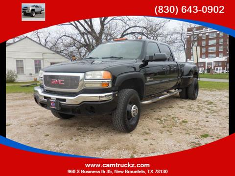 2005 GMC Sierra 3500 for sale in New Braunfels, TX