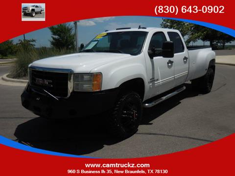 2009 GMC Sierra 3500HD for sale in New Braunfels, TX