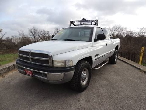 2001 Dodge Ram Pickup 2500 for sale in New Braunfels, TX