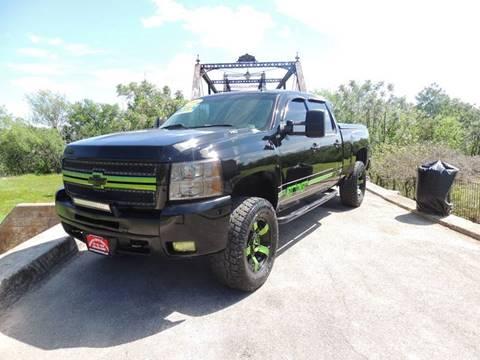 2008 Chevrolet Silverado 2500HD for sale in New Braunfels, TX