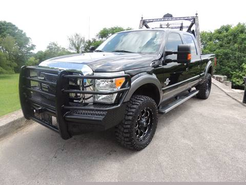 2012 Ford F-250 Super Duty for sale in New Braunfels, TX