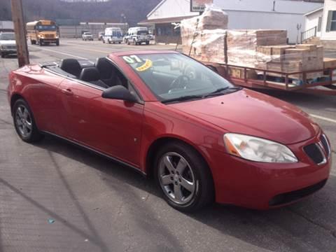2007 Pontiac G6 for sale in Prestonsburg, KY