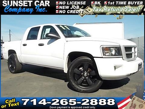 2011 RAM Dakota for sale in Santa Ana, CA