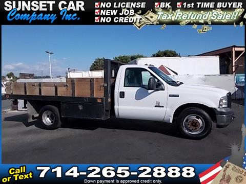 2006 Ford F-350 Super Duty for sale in Santa Ana, CA