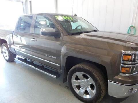 2014 Chevrolet Silverado 1500 for sale in Hector, MN