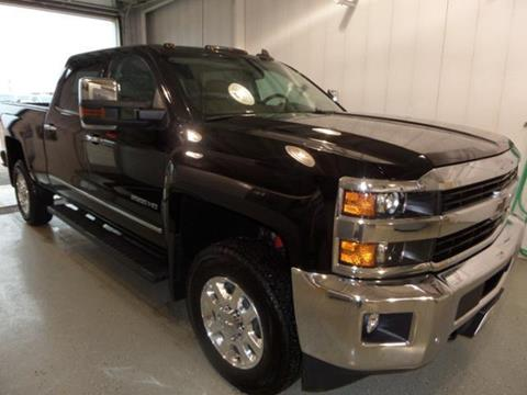 2015 Chevrolet Silverado 2500HD for sale in Hector, MN