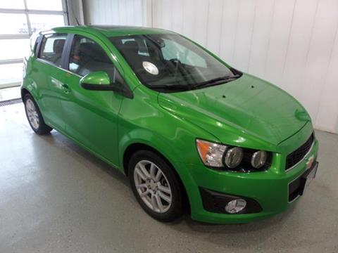 2014 Chevrolet Sonic for sale in Hector, MN