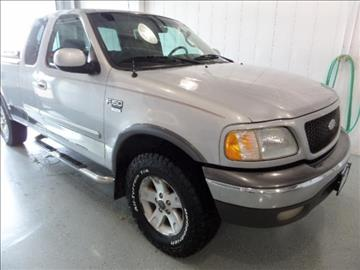 2002 Ford F-150 for sale in Hector, MN