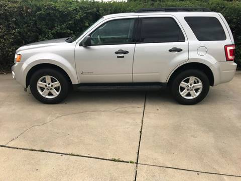 2011 Ford Escape Hybrid for sale in Charlotte, NC