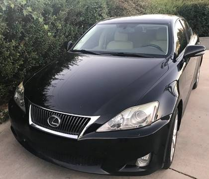 2010 Lexus IS 250 for sale in Charlotte, NC
