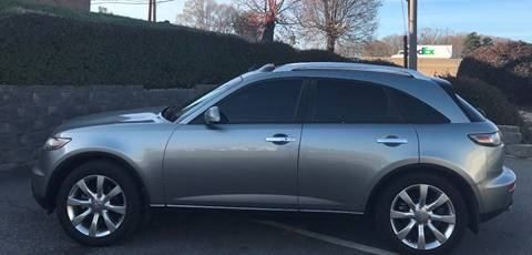 2005 Infiniti FX35 for sale in Charlotte, NC