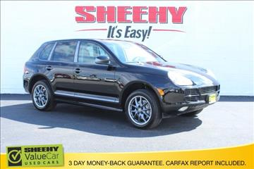2006 Porsche Cayenne for sale in Manassas, VA