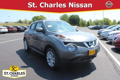 2017 Nissan JUKE for sale in Saint Peters, MO