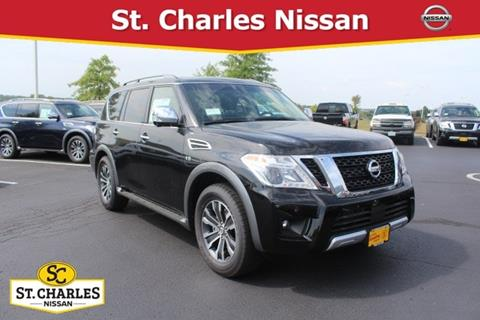 2017 Nissan Armada for sale in Saint Peters, MO
