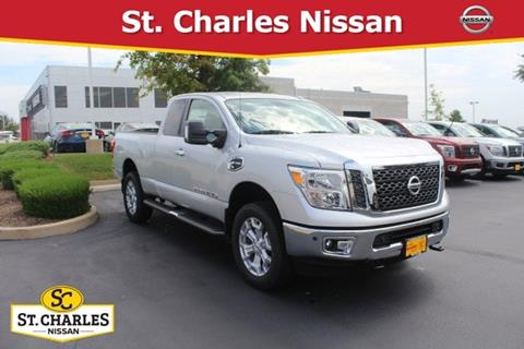 2017 Nissan Titan XD for sale in Saint Peters, MO