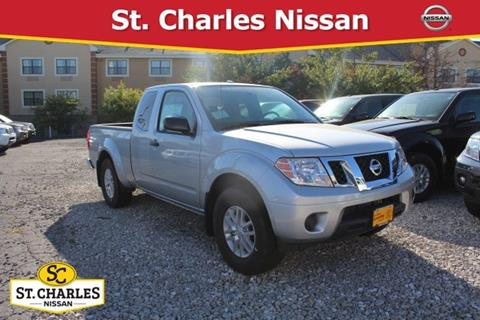 2017 Nissan Frontier for sale in Saint Peters, MO