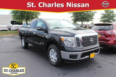2017 Nissan Titan for sale in Saint Peters, MO