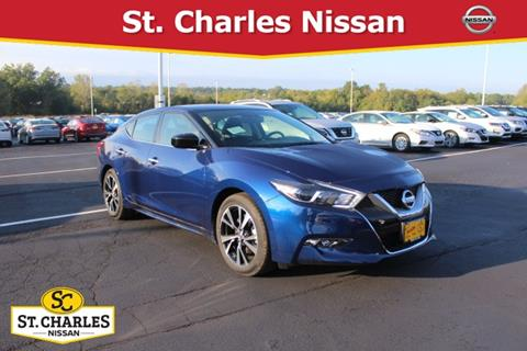 2017 Nissan Maxima for sale in Saint Peters, MO