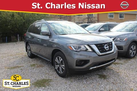 2018 Nissan Pathfinder for sale in Saint Peters, MO