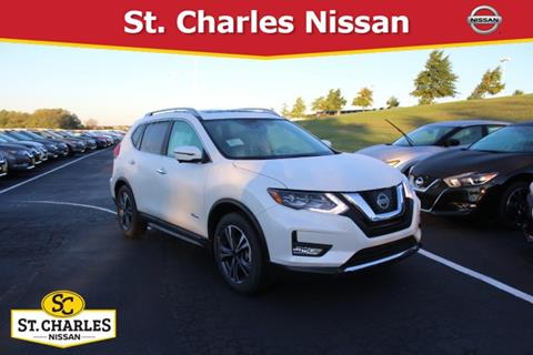 2017 Nissan Rogue Hybrid for sale in Saint Peters, MO