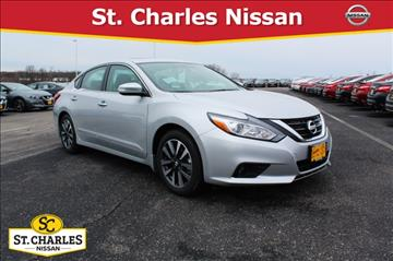 2017 Nissan Altima for sale in Saint Peters, MO