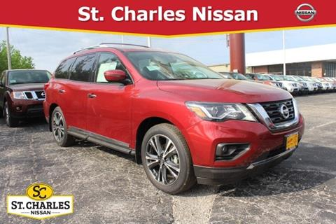 2017 Nissan Pathfinder for sale in Saint Peters, MO