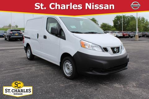 2017 Nissan NV200 for sale in Saint Peters, MO