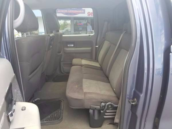 2006 Ford F-150 FX4 4dr SuperCrew 4WD Styleside 6.5 ft. LB - Vancouver WA