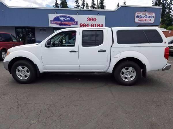 2008 Nissan Frontier 4x4 LE 4dr Crew Cab 5.0 ft. SB 5A - Vancouver WA