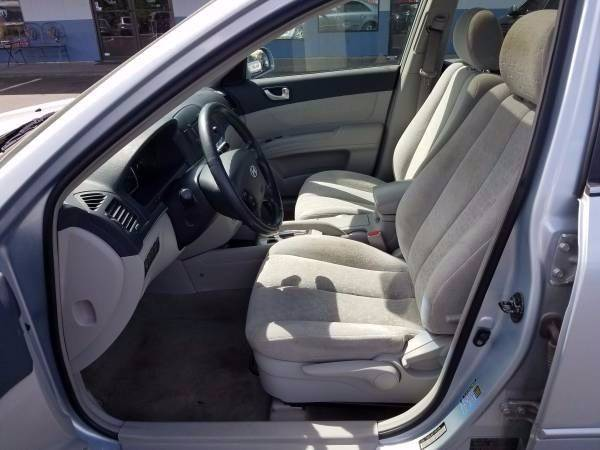 2007 Hyundai Sonata SE 4dr Sedan - Vancouver WA