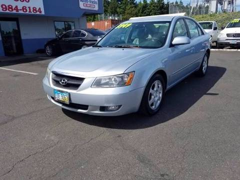2007 Hyundai Sonata for sale in Vancouver, WA