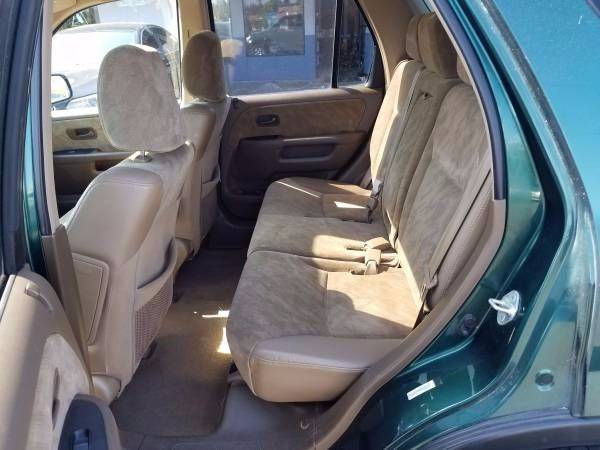 2002 Honda CR-V AWD EX 4dr SUV - Vancouver WA