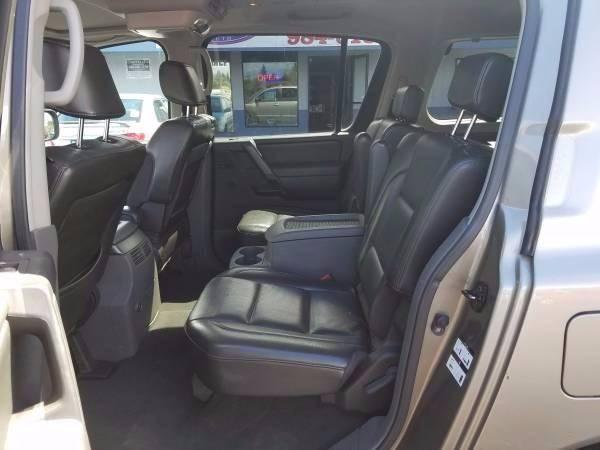 2007 Nissan Armada LE 4dr SUV 4WD - Vancouver WA