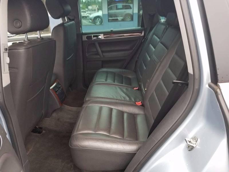 2005 Volkswagen Touareg AWD V6 4dr SUV - Vancouver WA