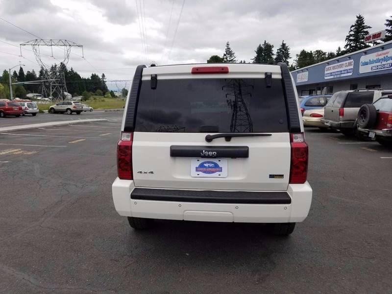2007 Jeep Commander Sport 4dr SUV 4WD - Vancouver WA