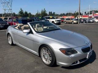 2005 BMW 6 Series for sale in Vancouver WA