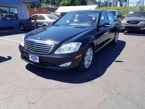 2008 Mercedes-Benz S-Class for sale in Vancouver, WA