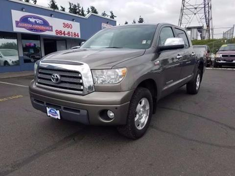 2007 Toyota Tundra for sale in Vancouver WA