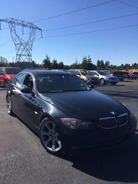2006 Bmw 3 Series Vancouver Wa Vancouver Washington Sedan