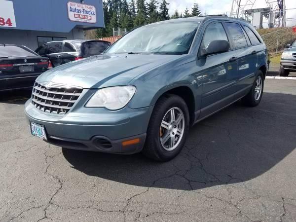 2007 Chrysler Pacifica AWD 4dr Wagon - Vancouver WA