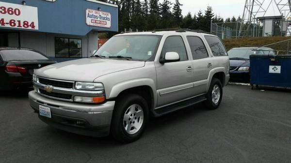 2005 Chevrolet Tahoe LT 4WD 4dr SUV - Vancouver WA