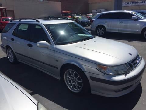 2001 Saab 9-5 for sale in Stockton, CA